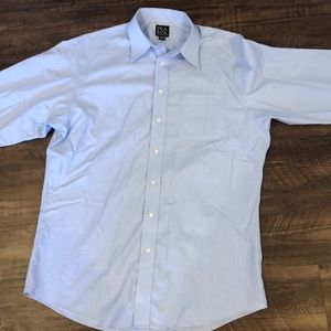 Jos. A. Bank Traveler's Collection Dress Shirt